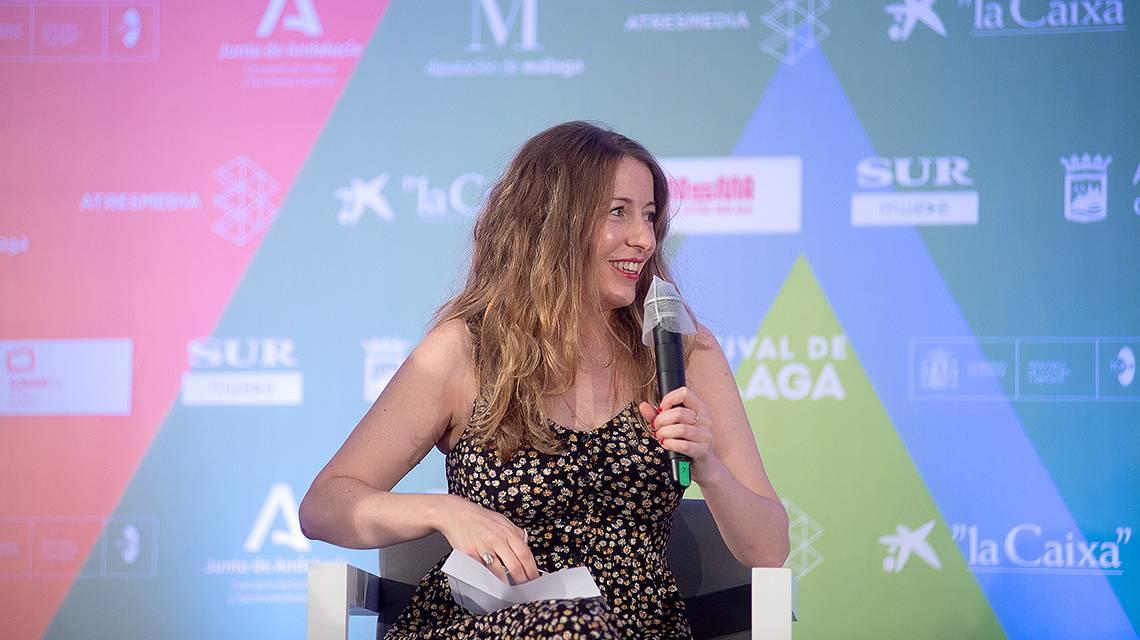 """Pilar Palomero: """"Cada vez hay más mujeres haciendo cine, vamos por el buen camino"""""""